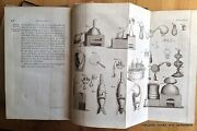 1790 Antique Chemistry Science Illustrated Rare First Edition Combustion Acid