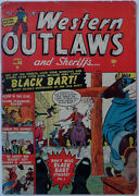 Western Outlaws And Sheriffs 66 Apr 1951 Ipc Vg Story Contains 5 Hangings