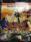 Yu-gi-oh The Sacred Cards Prima Official Strategy Guide For Game Boy Advance