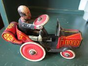 Vintage Marx Brother Crazy Coo-coo Car 1930's