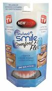 Original Flexible Ultra Thin Perfect Instant Smile Teeth Press On Covers