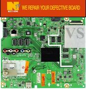 Mail-in Repair Service For Lg 60uf7300 Mainboard