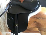 Rocking Horse Tack - Excellent Quality Leather Removable Restocked 13.4.21