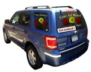 Car Advertising Car Wrapping Your Ad Here 6 - 12 Month Contract Connecticut