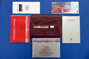 1989 Porsche 944 / 944 S2 / 944 Turbo Owner Manuals Operator Books Package Q200a