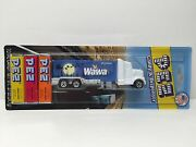 New Limited Edition Collectible 2016 Wawa Truck Holiday Pez Candy Dispenser