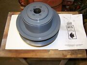 Woods Mcs-10w-hd 10 Spring Loaded Variable Speed Pulley Sheave 1-5/8 Bore New