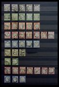 Lot 29316 Collection Cancelled Stamps Of German Reich.