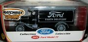 Matchbox 1925 Ford Model Tt Parts Delivery Truck Toy Xmas Gift Car Vintage Retro