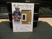 National Treasures Rookie Autograph Jersey Rams Todd Gurley 37/99 2015