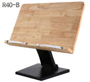 Reading Desk Height Adjustable Book Stand Versatile Cradle Eco-friendly Material