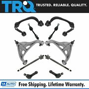 Trq Control Arm Tie Rod Sway Bar Link Steering Suspension Kit 10pc For F150