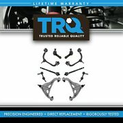 Trq Front Control Arm Tie Rod Sway Link Steering Suspension Kit 10pc For F150