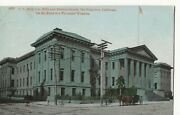 Rppc U.s Mint Cor. Fifth And Mission Streets San Francisco