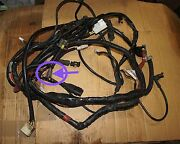 Vespa Gts 300 Gtv Harness Parts Wire Cable Plug Engine Room Only Front Cut