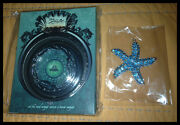 D23 Expo 2013 Sephora Ariel The Little Mermaid Mirror And Star Fish Clip