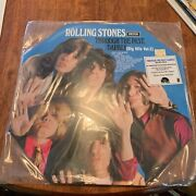 Rolling Stones Through The Past Darkly Vinyl Record Store Day 2019 New Lp Rsd