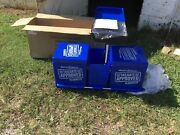 New Bud Light Dual Cooler Tailgate Grill Combo On Wheels Budweiser Store Display