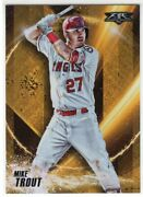2012-2021 Mike Trout Baseball Cards You Pick The Ones You Want Just Added 4/7
