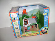 New Thomas And Friends Wooden Train Talking Railway Series Stop And Greet Station