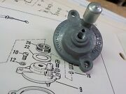 Aermacchi M50-m65 Shortster Nos/nip Carb Cover For Float Bowl 27506-66p