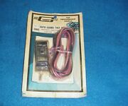 Nos Mr Gasket Auto Guard Theft Kit New Chevy Ford Dodge Amc Garage Wall Hanger
