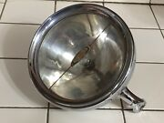 Rare Original Large Spot Driving Light Chevrolet Chevy 1920and039s 1930s Vintage Lamp
