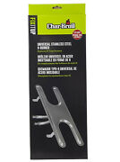 Char-broil Stainless Steel H Bar Replacement Burner W/ Tubes