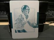 National Treasures Printing Plate Texans Arian Foster One Of One 1/1 2015