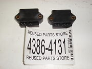 1968-74 Volvo Penta 45hp Vp450 Outboard Motor Ignition Modules