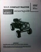 Montgomery Ward 18 Tractor Owner Parts And Engine Service 2 Manuals Gil-33489a