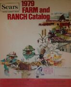 Sears 1979 Suburban Tractor Farm Catalog Lawn Garden Poultry 3-point Implements