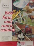 Sears 1980 Suburban Garden Tractor Farm Catalog Color Poultry 3-point Implements