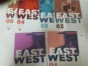 Alternative Comic Lot East Of West 1-4 + 1 Nm Bagged Boarded