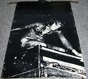 The Nice Keith Emerson Stunning Rare Uk And039big Oand039 Live On Stage Personality Poster