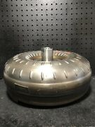 1986-02 Gm Chevy 700r4 4l60e Transmission Torque Converter With Pilot Low Stall