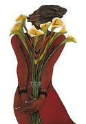 Sweet Lillies Sold Out Ap Remarque Edition 250 By Charles Bibbs