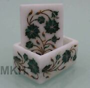 Jewelry Boxes Marble Inlay Box Handmade Antiques Pietra Dura Marquetry