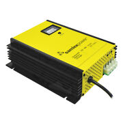 Samlex America Sec-1230ul 30a Battery Charger 12v 3-bank 3-stage Dip Switch And