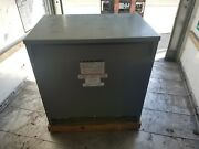 New Old Stock Square D Sorgel 75kva Insulated Transformer Cat 75t3h