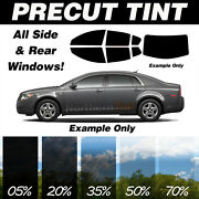 Precut All Window Film For Lincoln Town Car 90-94 Any Tint Shade