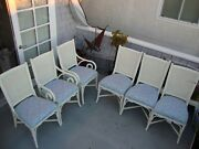 Lexington/henry Link Compass Point Dining Room Chairs- Set Of 6
