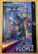 Ultimate X-men Tpb Lot Numbers 1 - 6 Direct Editions