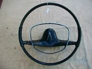 1957 Plymouth Belvedere Steering Wheel Rare