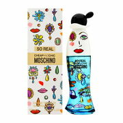 So Real Cheap Chic By Moschino For Women 3.4 Oz Edt Spray Brand New