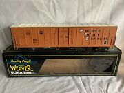 Weaver Pacific Fruit Express Mechanical Reefer W/ Lionel Style Coupler Union Pfe