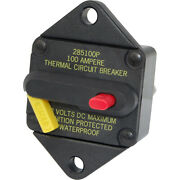 Blue Sea Systems 7085-bss 285-series 70 Amp Circuit Breaker Panel Mount
