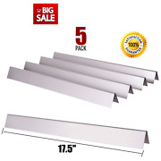 Stainless Steel Flavorizer Bars 5pk Bbq Gas Grill Parts For Weber Genesis 7620