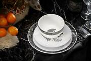 Game Of Thrones 3 Pc Dinnerware Set Stark New Factory Pack Microwave Dishwasher