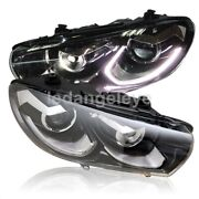 2009-2014 Year Fit 1.4 Version Use Led Front Lamp For Vw Scirocco Led Headlights